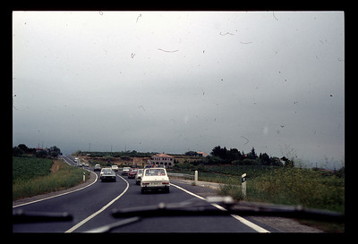 @RobAng 1979 - mit  Hugo nach Spanien / Besuch Yolanda