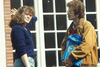 @RobAng 1981, Rambouillet & Ausfluege