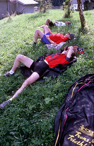 Crackstour 2001 zur Alpe d'Huez