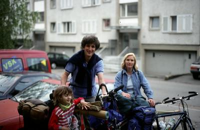 @RobAng 2001, Velotour Peloponnes (GR), Anreise