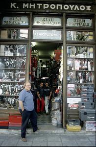 @RobAng 2001, Velotour Peloponnes (GR). Tag2, Rio-Patras-Kataraktis-Kalavrita-Zachlorou