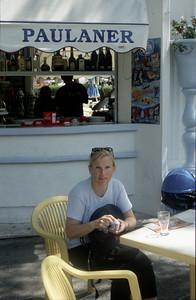 @RobAng 2001, Velotour Peloponnes (GR). Anreise, Ancona(I)