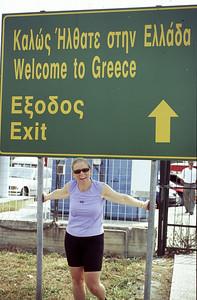 @RobAng 2003, Igoumenitsa: Nord-Griechenland per Velo