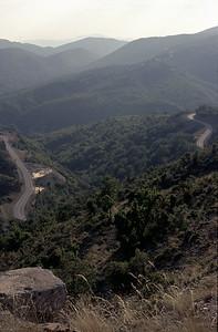 @RobAng 2003, Nord-Griechenland per Velo: Tag3, Dodoni-Ioannina-Metamorforis-Kipi(Steinbrücken)-Tsepelovo