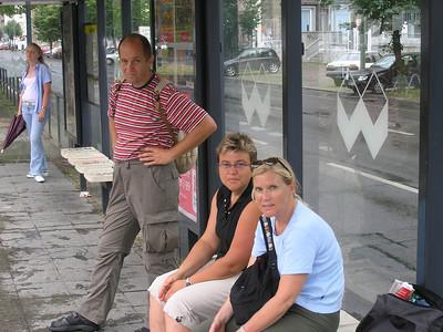 ©RobAng 2005,  Berlin - Auftakt Baltikum Tour per Velo - Berlin-Gdansk-Kaliningrad-Tallinn