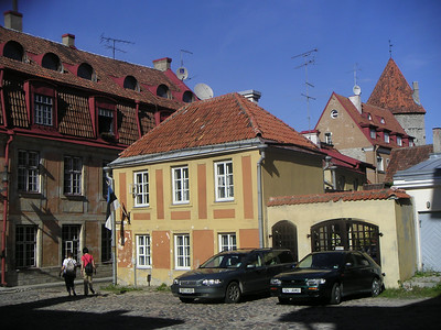 ©RobAng 2005, Tallin/Reval, Estland -  Baltikum Tour per Velo Berlin-Gdansk-Kaliningrad-Tallinn