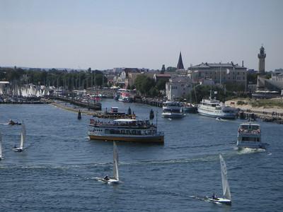 ©RobAng 2005, Fähre Tallinn-Rostock -  Baltikum Tour per Velo Berlin-Gdansk-Kaliningrad-Tallinn