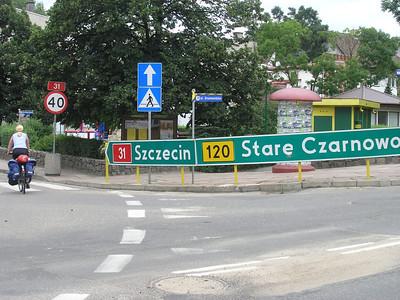 ©RobAng 2005,  Polen - Baltikum Tour per Velo Berlin-Gdansk-Kaliningrad-Tallinn