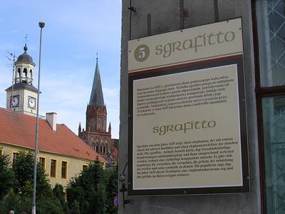 ©RobAng 2005, Trzebiatów, Pommern, Polen - Baltikum Tour per Velo Berlin-Gdansk-Kaliningrad-Tallinn