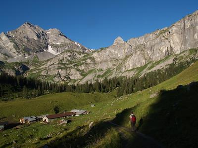 9.8.09 - Wandertag mit Hansjörg in Braunwald