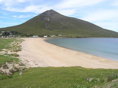2004/08/10 10:52:51 /  ©RobAng /  Ireland - Irland / Achill Island - Co. Mayo / Keel