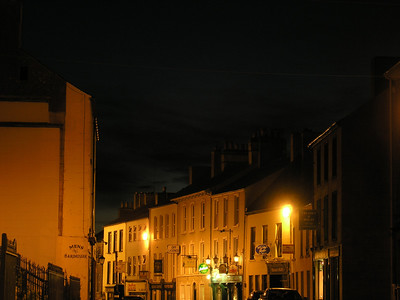 2004/08/12 22:16:06 /  ©RobAng /  GB - North Ireland / Nordirland /  /