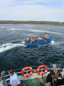 2004/08/06 16:13:45 /  ©RobAng /  Ireland - Irland / Co. Galway / Ferry Doolin - Aran Islands