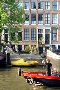2004/07/28 18:19:17 /  ©RobAng /  Netherlands - Holland /  / Amsterdam /