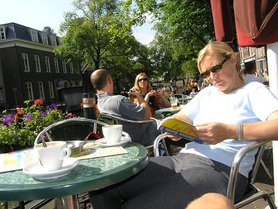 2004/07/28 09:46:56 /  ©RobAng /  Netherlands - Holland /  / Amsterdam /