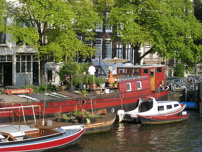 2004/07/28 18:00:58 /  ©RobAng /  Netherlands - Holland /  / Amsterdam /