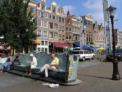 2004/07/28 10:08:37 /  ©RobAng /  Netherlands - Holland /  / Amsterdam /