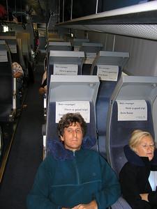 2004/07/28 06:45:41 /  ©RobAng /  Deutschland /  /  / Citynightline Zürich-Amsterdam