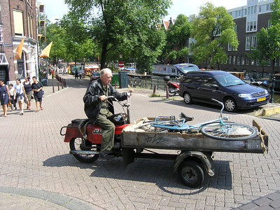 2004/07/28 11:51:07 /  ©RobAng /  Netherlands - Holland /  / Amsterdam /