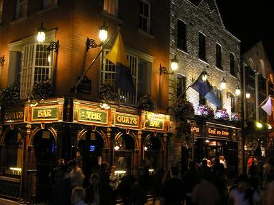 2004/08/02 22:42:01 /  ©RobAng /  Ireland - Irland / Dublin