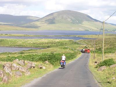 2004/08/09 11:55:49 /  ©RobAng /  Ireland - Irland / Co. Mayo /