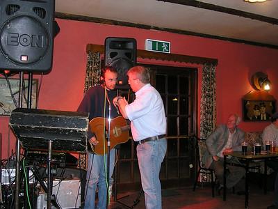 2004/08/09 23:30:27 /  ©RobAng /  Ireland - Irland / Achill Island - Co. Mayo / Keel
