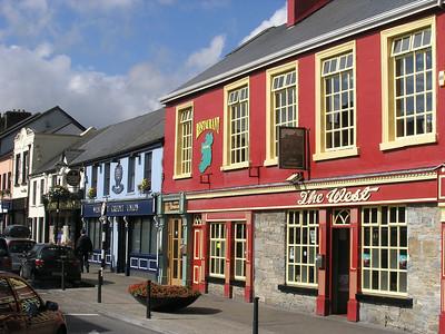 2004/08/09 10:40:04 /  ©RobAng /  Ireland - Irland / Co. Mayo / Westport