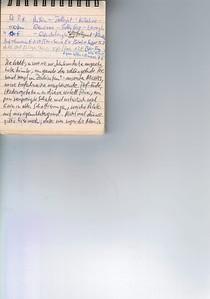 """Di 4.8.04, 100km, ca. 100€: Dublin - Tallaght - Kilakee - Glencree - Sally Gap - Laragh - Glendalough - Wicklow Gap - Hollywood - Kilcullen Die Welt, wie sie vor Jahrhunderten ausgesehen haben mag. Nur gerade das schlängelnde Teerband zeugt von """"Zivilisation"""" - ansonsten NICHTS ausser tiefschwarzer nassglänzender Torf-Erde, Heidevegetation in diversen Violett-Tönen, ein paar versprengte Schafe und natürlich viel Grün in allen Schattierungen, weiche Polster auf moorigem Untergrund - nicht mal Zäune gibts hier mehr (während z.B. die Namib-Wüste eingehagt war..). Die Torfschichten sind immer wieder unterbrochen von Furchen (Bächen?) und bilden damit sowas wie """"Mini-Canyons"""". Eben gerade waren wir noch in der morgentlichen """"rushhour"""" Dublins - und nun, ein paar innerstädtische Irrfahrten und ein erster steiler Anstieg später, stehen wir mitten in dieser überwältigenden Leere. Die Wicklow-Mountains erheben sich südlich von Dubllin zwischen der Ostküste und dem zentralen (Flach?)land, durchbrochen lediglich von einigen wenigen Strassen und einer Handvoll Ansiedlungen. Wir nutzen jedes Kaff für einen Tee oder eine warme Suppe.. das nächste könnte erst Stunden später, hinter dem nächsten """"gap"""" liegen - sogar Umkehren (Glendalough - Laragh) nehmen wir für einen Stopp in Kauf. Inzwischen haben wir die Wicklows hinter uns gelassen, nach einem letzten langgezogenen Aufstieg entlang eines abfallenden Kessels zum Wicklow Gap. Gerade noch rechtzeitig haben wir uns in Hollywood (!) vor dem Regen in einen Pub geretten. Etwas tilt ab meinem Irish Coffee und mit wohlig warmem Magen ab den """"Frystir Vegetables"""" schau ich hie und da nach draussen, wo ein böses """"downpooring"""" eingesetzt hat - von """"shower"""" oder gar """"drizzle"""" kann hier wirklich nicht gesprochen werden.. Hatte mich durchgerungen und nach einer accomodation gefragt - leider nichts, wir werden also nochmals raus in die Pi...se müssen! Wie es soweit ist, """"schont es"""" zwar ein wenig - aber nicht für lange! Unterm Regenschutz ist e"""