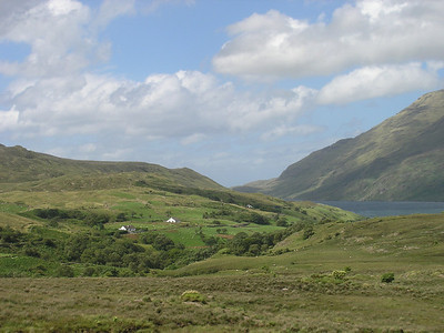 2004/08/08 14:36:46 /  ©RobAng /  Ireland - Irland / Co. Galway /