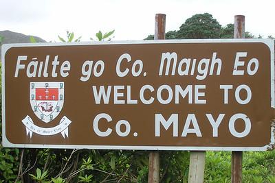 2004/08/08 15:58:19 /  ©RobAng /  Ireland - Irland / Co. Mayo /