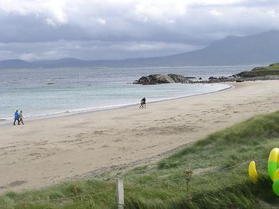 2004/08/08 10:11:03 /  ©RobAng /  Ireland - Irland / Co. Galway - Connemara / Renvyle