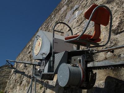 Ostern 09 - per Velo rund um den Genfersee und via Bonneville nach Annecy / Aufnahmeort  Chexbres (447.5 m), Chexbres, Schweiz /  ©  Rob Tani