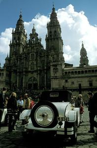 @ RobAng 09.99, Santiago de Compostela, Nordspanien (ESP)