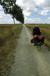 @ RobAng 09.99, Camino de Santiago,  Nordspanien (ESP)