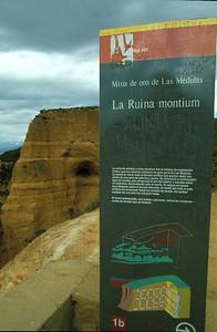 @ RobAng 09.99, Las Médulas, Nordspanien (ESP)