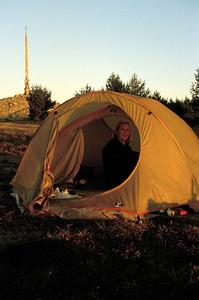 @ RobAng 09.99, Cruz del Hierro, Camino de Santiago, Spanien (ESP)
