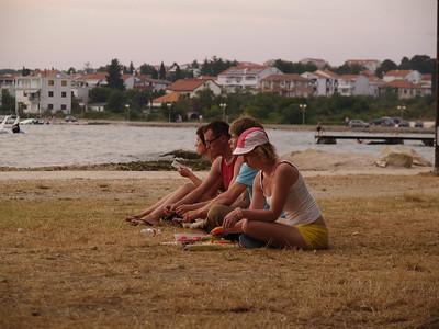 2006/07/11 20:27:00 /  ©RobAng /  Croatia - Kroatien / Zadar