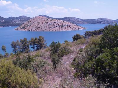 2006/07/11 13:07:08 /  ©RobAng /  Croatia - Kroatien / Insel Dugi Otok, Mir-Salzsee, Naturpark Telascica