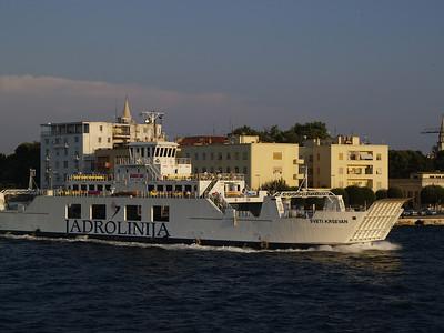 2006/07/11 19:27:39 /  ©RobAng /  Croatia - Kroatien / Zadar