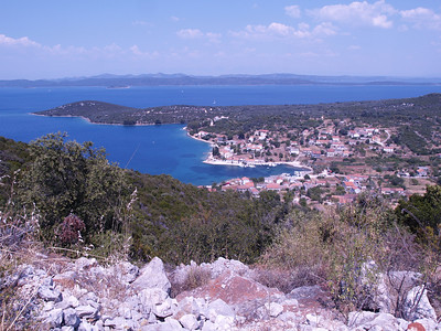 2006/07/11 14:14:43 /  ©RobAng /  Croatia - Kroatien / Insel Dugi Otok