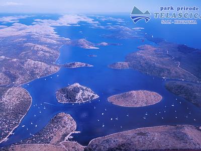 2006/07/11 12:39:19 /  ©RobAng /  Croatia - Kroatien / Insel Dugi Otok, Mir-Salzsee, Naturpark Telascica