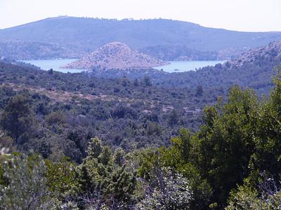 2006/07/11 13:38:27 /  ©RobAng /  Croatia - Kroatien / Insel Dugi Otok, Mir-Salzsee, Naturpark Telascica