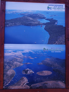 2006/07/11 12:38:54 /  ©RobAng /  Croatia - Kroatien / Insel Dugi Otok, Mir-Salzsee, Naturpark Telascica