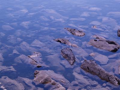 2006/07/11 13:10:26 /  ©RobAng /  Croatia - Kroatien / Insel Dugi Otok, Mir-Salzsee, Naturpark Telascica