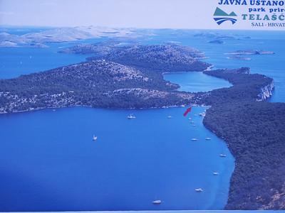 2006/07/11 12:39:24 /  ©RobAng /  Croatia - Kroatien / Insel Dugi Otok, Mir-Salzsee, Naturpark Telascica