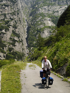 2006/07/15 14:43:52 /  ©RobAng /  Schweiz / Gotthard Pass