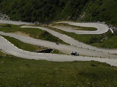 2006/07/15 12:19:01 /  ©RobAng /  Schweiz / Gotthard Pass