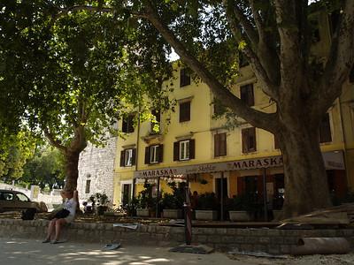 2006/07/12 11:50:59 /  ©RobAng /  Croatia - Kroatien / Zadar