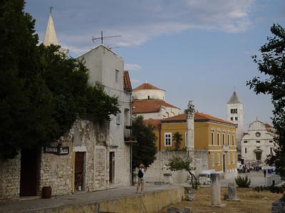 2006/07/12 18:12:55 /  ©RobAng /  Croatia - Kroatien / Zadar