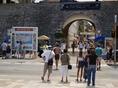 2006/07/12 14:36:26 /  ©RobAng /  Croatia - Kroatien / Zadar